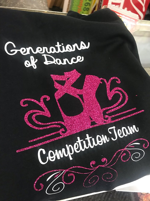 G.O.D. Dance Competition Team T-Shirt