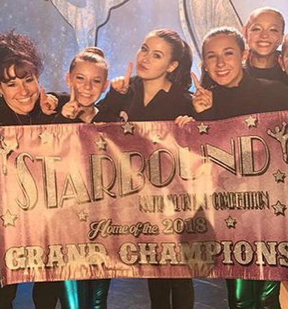 2018 National Starbound Grand Champions