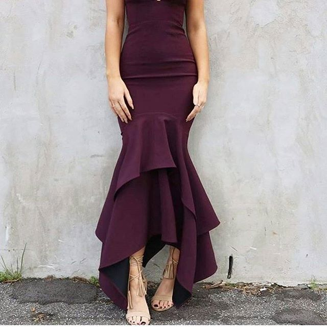 Lots of dresses arriving in my fave colour. Red red wine