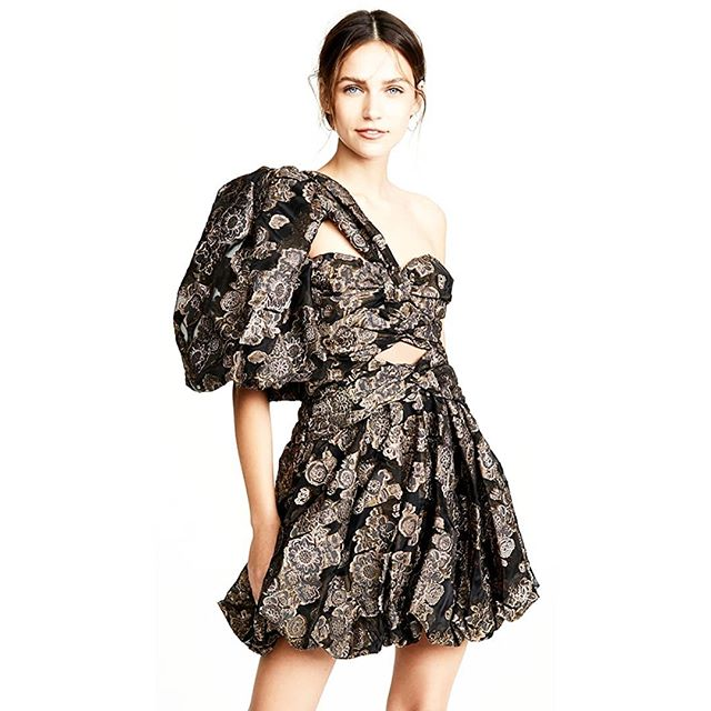 THURLEY _Jacquard Lantern dress_Sz 8 - 1
