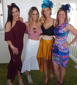 Some of our latest #springracing outfits that headed to #suited