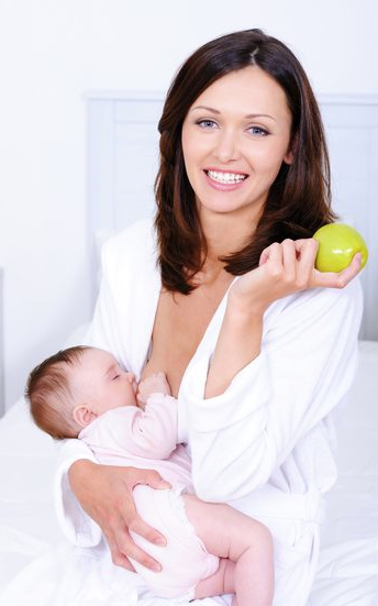 THE most important nutrients to consume while you're breastfeeding are....