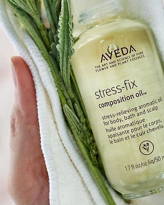 Respiro Kosmetik Aveda Stress-fix oil jp