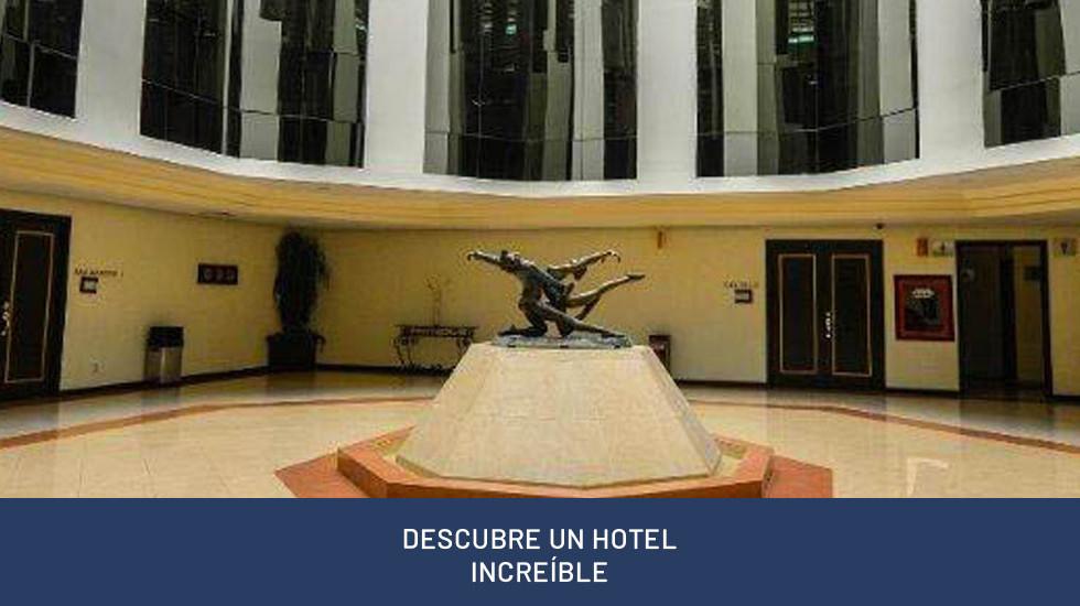DESCUBRE UN HOTEL INCREÍBLE