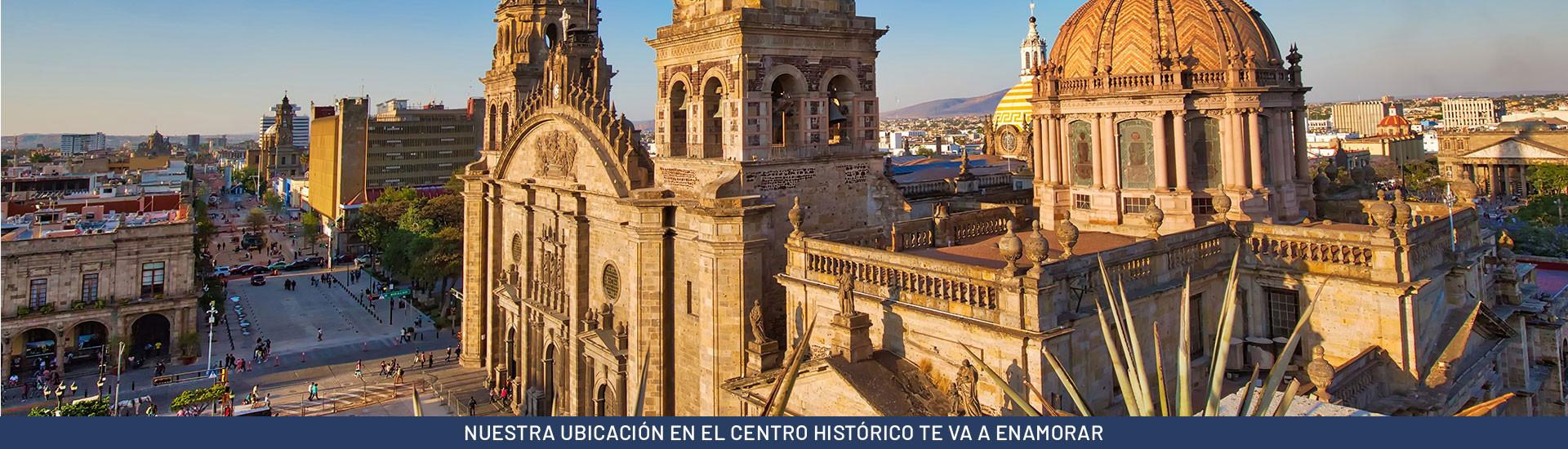 NUESTRA UBICACIÓN EN EL CENTRO HISTÓRICO TE VA A ENAMORAR