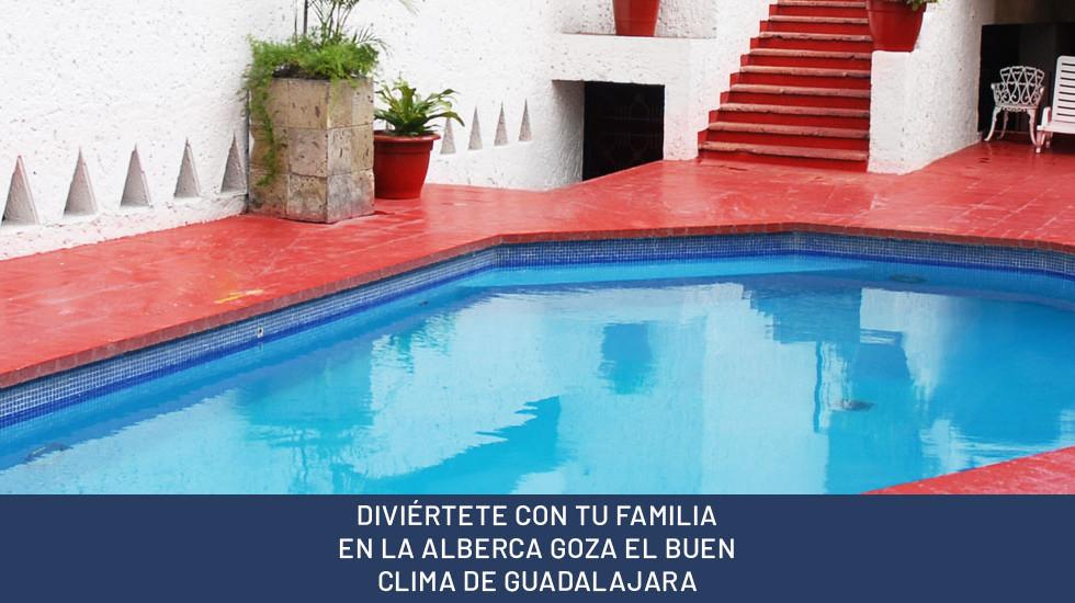DIVIÉRTETE CON TU FAMILIA EN LA ALBERCA GOZA EL BUEN CLIMA DE GUADALAJARA
