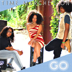 Go! - Time Marches ON - original Rock Version