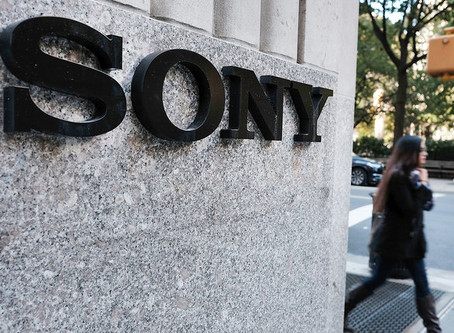 Sony Music Posts Nearly $1 Billion in Quarterly Revenue as Streaming Booms