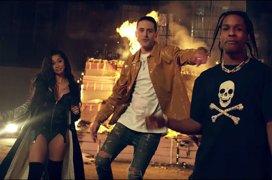 G-Eazy Unleashes 'No Limit (Remix)' Visual With Cardi B, A$AP Rocky, French Montana, Juicy J