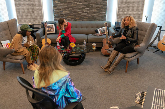 Mary J. Blige on ASCAP's 'She Is The Music' Song Camp: 'There's So Much Power Wh