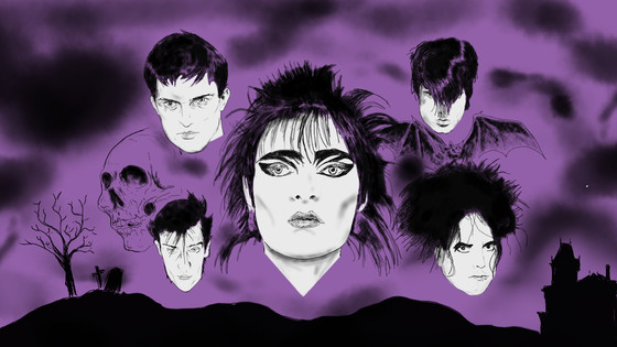 The Story of Goth in 33 Songs