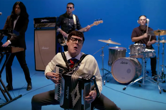 Weezer's Self-Referential 'Africa' Video Sees the Band Age Appropriately, If Not Maturel