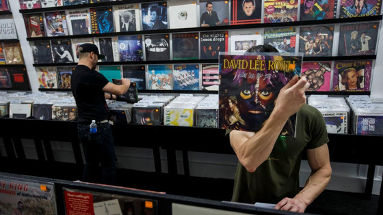 Why is vinyl making a comeback? 'Nostalgia' doesn't quite cut it
