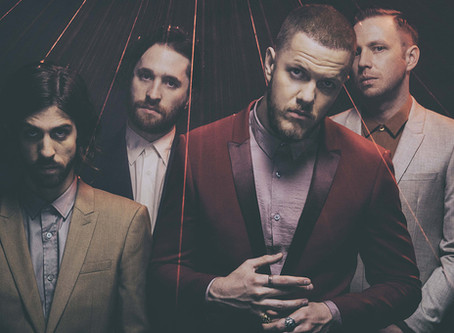 Imagine Dragons: Who Wants to Talk About the Biggest Band of 2017?