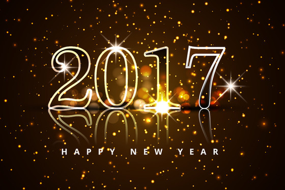 HAPPY NEW YEAR! 2017