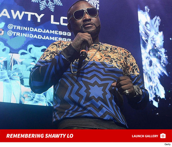 Atlanta rapper Shawty Lo killed in fiery crash