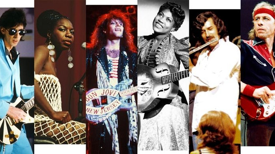 Rock & Roll Hall of Fame Announces Class of 2018