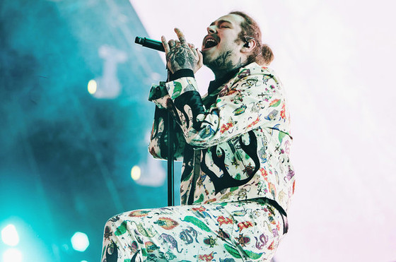 Post Malone Breaks Record For Most Simultaneous Top 20 Hot 100 Hits, Besting The Beatles & J. Co