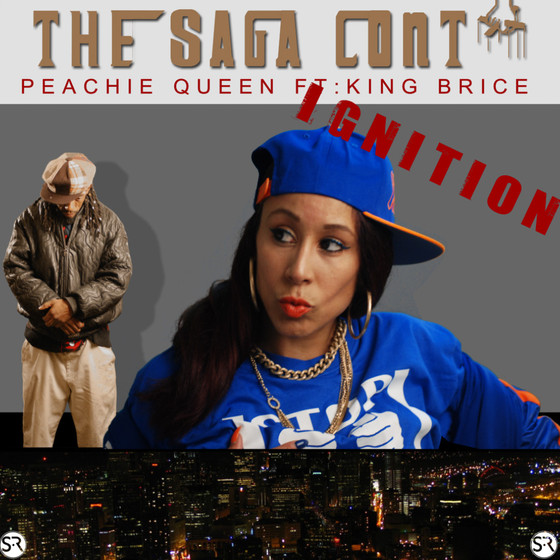 """Drop it!! """"Ignition"""" Peachie Queen🍑👑 ft King Brice Available Now!!"""