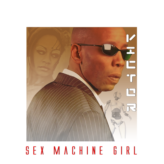Sex Machine Girl is Out Now!