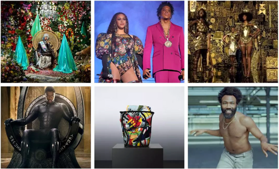 This was the year Africa's pop culture truly inspired the world
