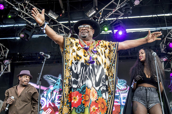 George Clinton to Receive Legacy Award at 2017 SESAC Pop Music Awards: Exclusive