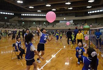 全日本氣球排球小學組比賽