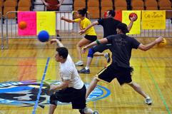 複球式DODGEBALL