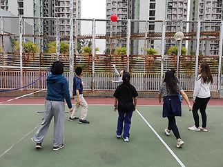 氣球排球香港推廣