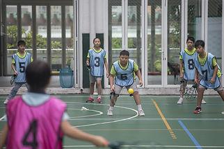 香港中小學旋風球課程