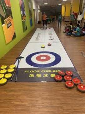 地板冰壺教練 新興運動課程 指導員工作坊