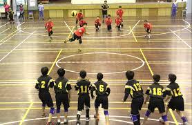 日本小學躲避球比賽