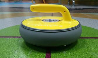 地板冰壺 學校推廣 老人新興運動
