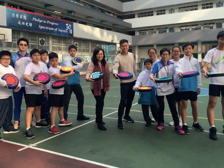 凝動香港體育基金專訪|《激發!凝動躲避盤》