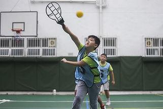 旋風球小學組比賽