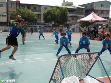 香港小學巧固球訓練