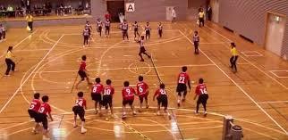新興運動閃避球 單排防守