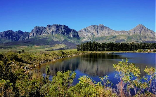 Hottentots Holland Benefice Shill Valley Broadshire Land of 12 churches