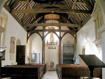 Westwell Church west end Benefice Shill Valley Broadshire Land of 12 churches