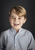 Prince George Happy birthday from the Land of the Twelve Churches