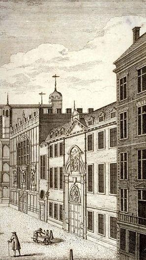 Old Blackwell Hall London