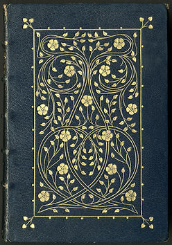 A binding by Katherine Adams from Little Faringdon in The Land of the Twelve Churches