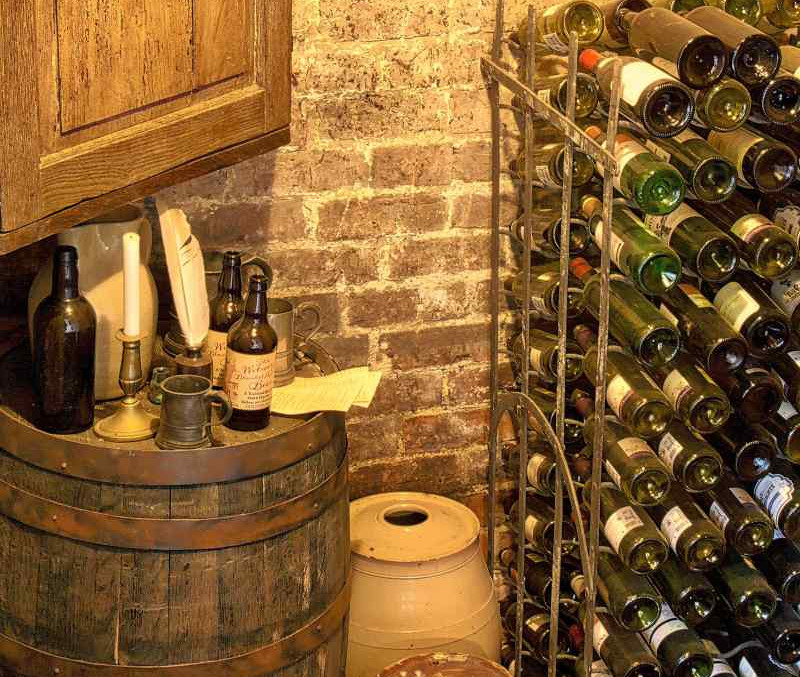 The essential wine cellar...