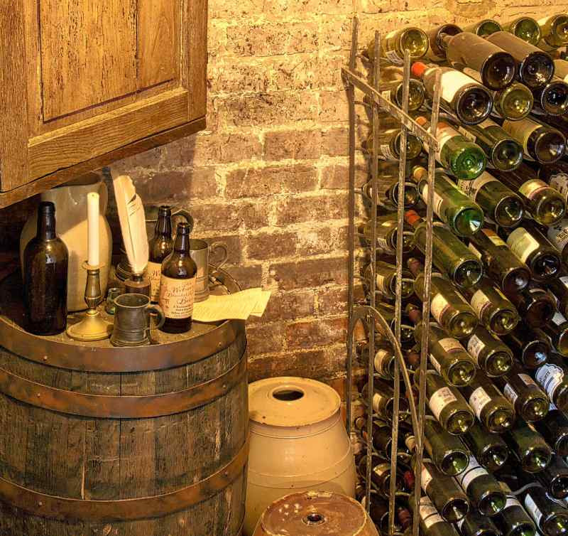 The essential wine cellar...