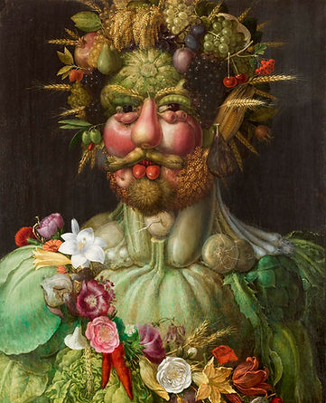 Vegetable man in the Land of the Twelve Churches
