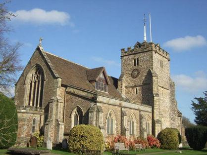 St Margaret's Church Warnham Sussex
