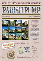2019 08 August Benefice Shill Valley Broadshire Land of 12 churches
