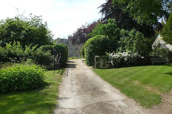 Westwell Old Rectory in The Land of The Twelve Churches