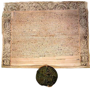 The Witney Blanket Hall company Charter of 1711