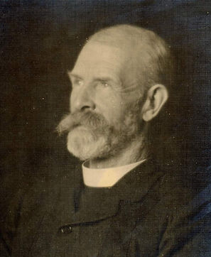 Willoughby Parr, Vicar of Filkins in the Land of the Twelve Churches